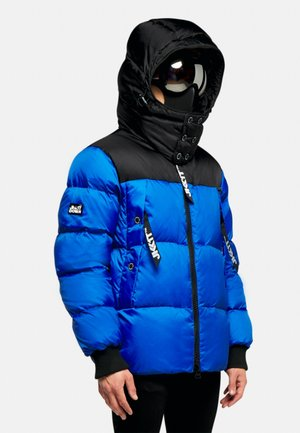 Down jacket - royal