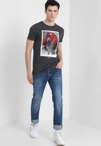 Lee - DAREN - Jeans Straight Leg - blue drop - 1