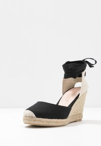 Office Wide Fit - MARMALADE WIDE FIT - High heeled sandals - black - 4