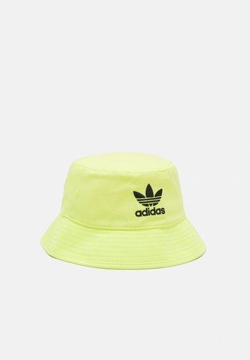 BUCKET HAT UNISEX - Klobouk - pulse yellow