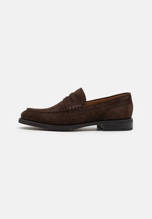MARIO - Nazouvací boty - brown
