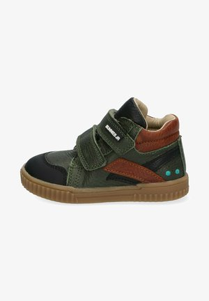 BUNNIES JR ERIC EERLIJK - Sneakers hoog - groen