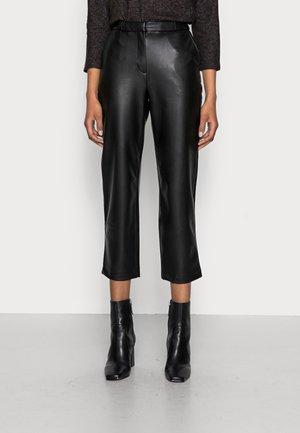 STRAIGHT - Pantalon classique - black