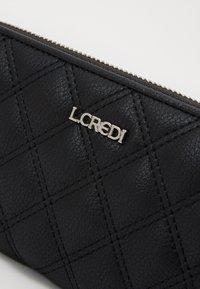 L. CREDI - FLORENZE - Lommebok - black - 3