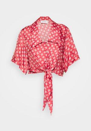 TAINEY - Button-down blouse - josette