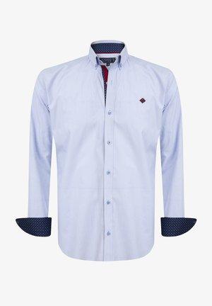 Overhemd - blue white