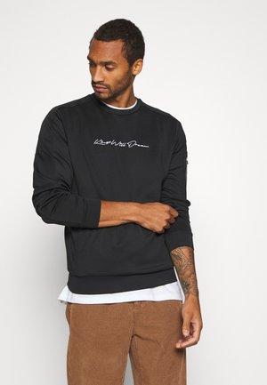 AVELL  - Long sleeved top - black