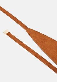 Anna Field - Waist belt - cognac - 2