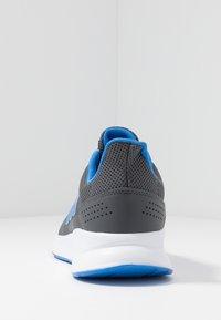 adidas Performance - RUNFALCON - Zapatillas de running neutras - grey six/true blue - 3