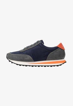 Sneakersy niskie - blublack/grey metal