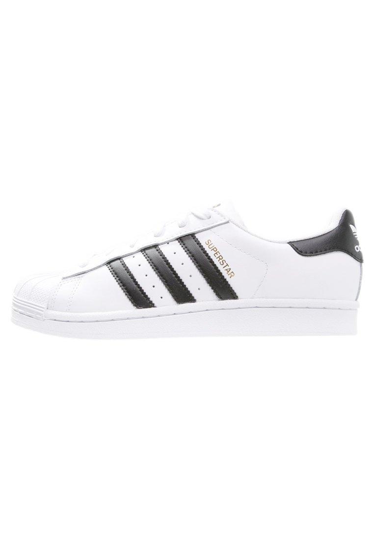 Evento orientación Decir la verdad  adidas Originals SUPERSTAR - Zapatillas - white/core black - Zalando.es