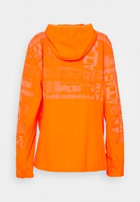 adidas Performance - OWN THE RUN WIND RESPONSE  - Sports jacket - app signal orange/reflective silver - 1