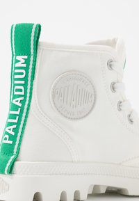 Palladium - PAMPA DARE SAFETY - Lace-up ankle boots - starwhite - 6