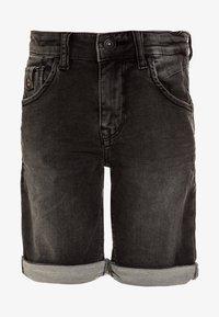 LTB - ANDERS  - Denim shorts - grey cloud wash - 0