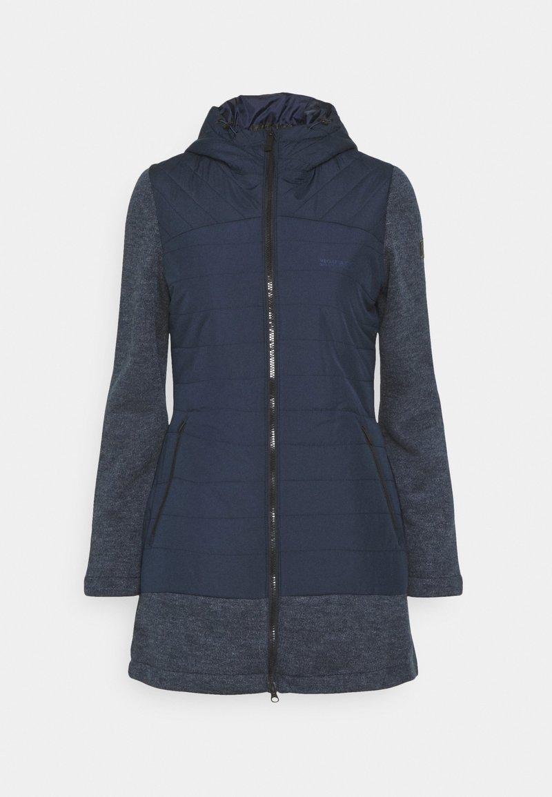 Regatta - ALIVIA - Short coat - navy/navymarl