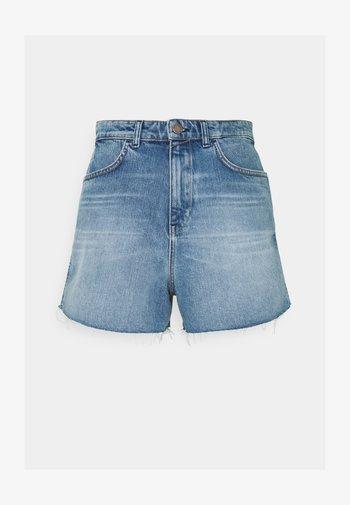 Short en jean - vintage mid blue