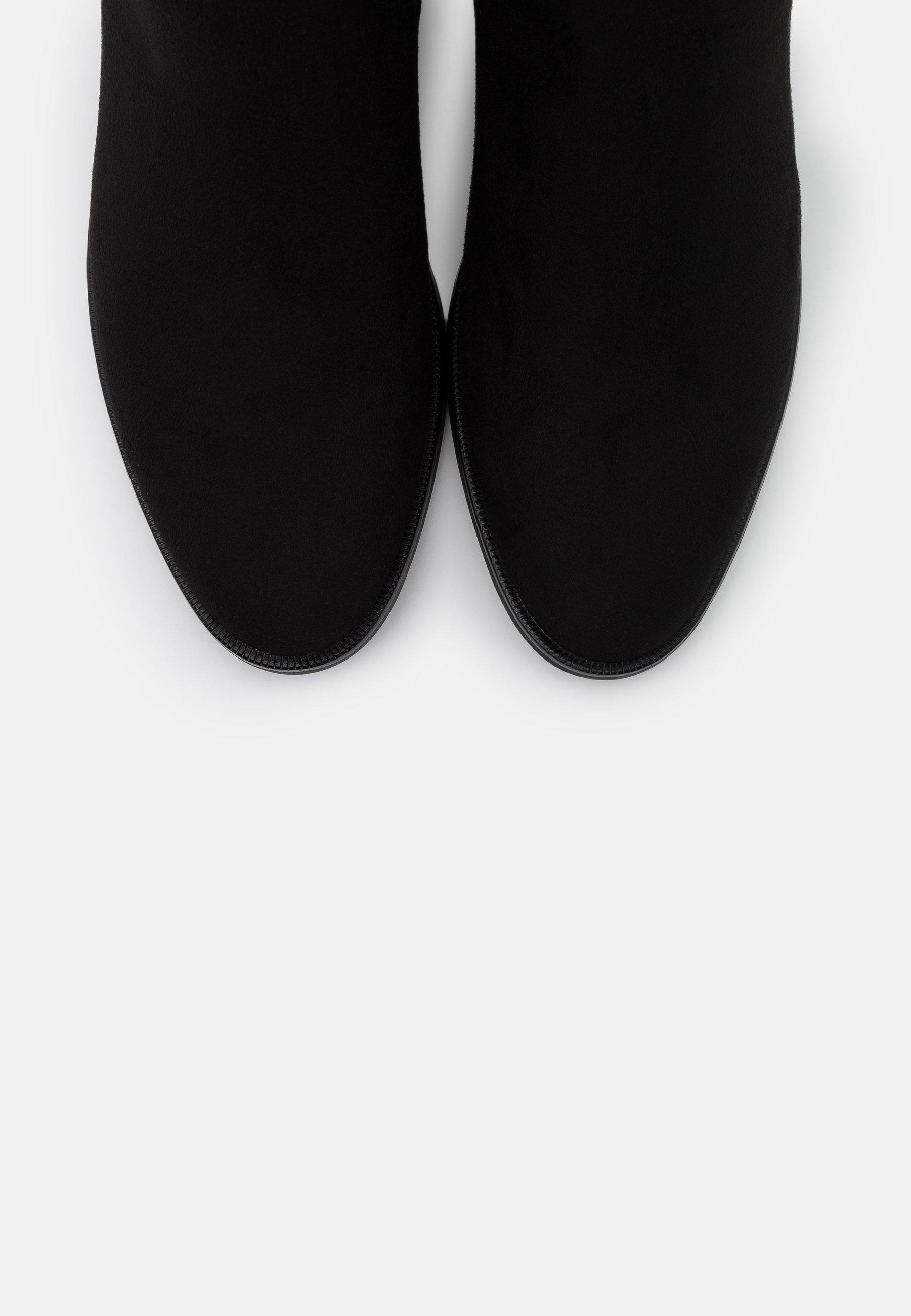 Anna Field Overknees - Black