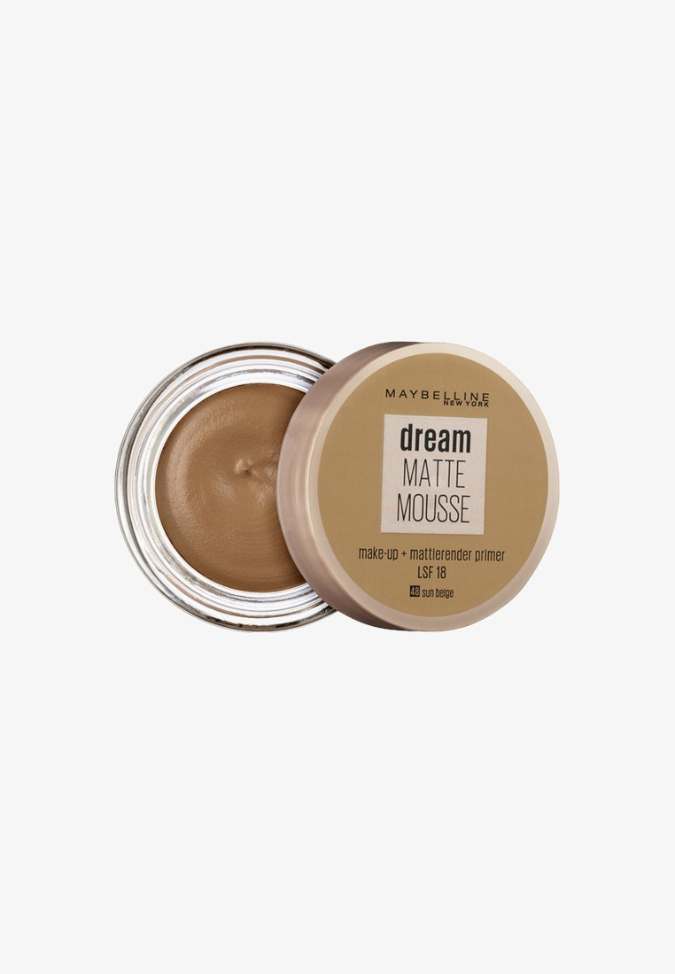 Maybelline New York - DREAM MATTE MOUSSE MAKE-UP - Foundation - 48 sun beige