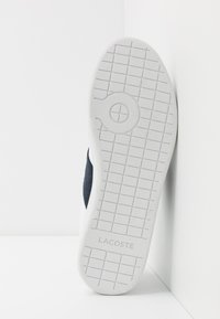 Lacoste - CARNABY EVO - Trainers - white/navy - 4