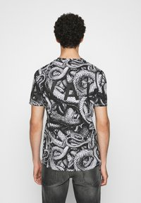 Just Cavalli - Print T-shirt - black/white - 2