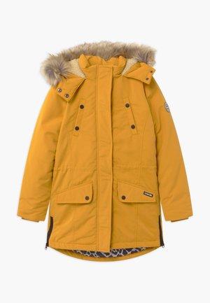 TEENAGER - Zimní kabát - curry