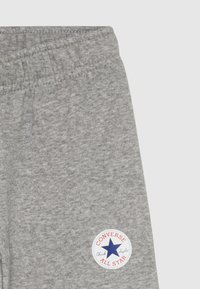 Converse - Spodnie treningowe - dark grey heather - 2
