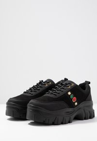 Even&Odd - Sneakersy niskie - black - 4