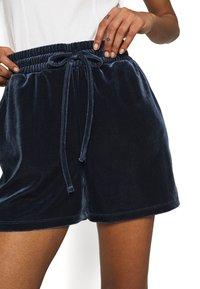 Pieces - PCGIGI - Shorts - navy blazer - 3