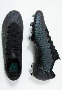 Nike Performance - MERCURIAL VAPOR 13 ELITE FG - Fotbollsskor fasta dobbar - black - 1