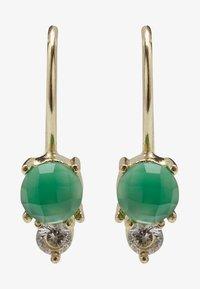 Oliver Bonas - Earrings - green - 3