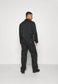 Dickies - HAUGHTON - Overall / Jumpsuit /Buksedragter - black - 2