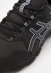 ASICS - GEL VENTURE 8 - Chaussures de running - black/white - 5