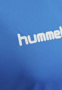 Hummel - Sports shorts - diva blue - 7