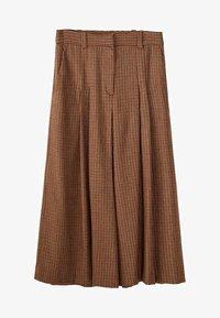 Massimo Dutti - Pantalon classique - brown - 7