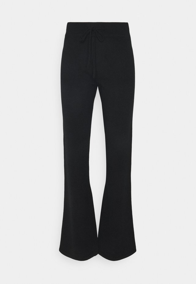 PANTS - Bukse - black