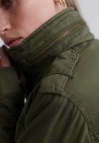 Superdry - Summer jacket - chive - 5