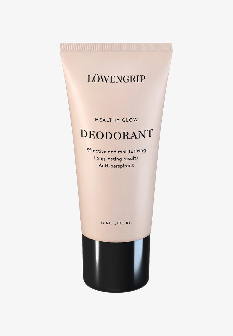 Löwengrip - HEALTHY GLOW - DEODORANT 50ML - Dezodorant - -