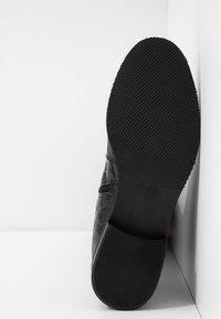 UMA PARKER - Vysoká obuv - nero - 6