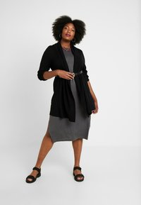 Twintip Plus - Strikjakke /Cardigans - black - 1