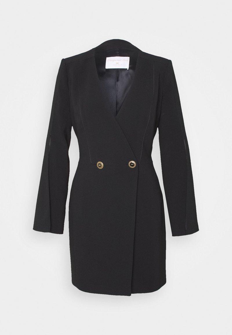 Elisabetta Franchi - WOMENS DRESS - Cocktail dress / Party dress - nero