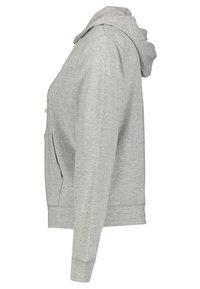 Nike Performance - GYM VINTAGE - Zip-up hoodie - grey - 2
