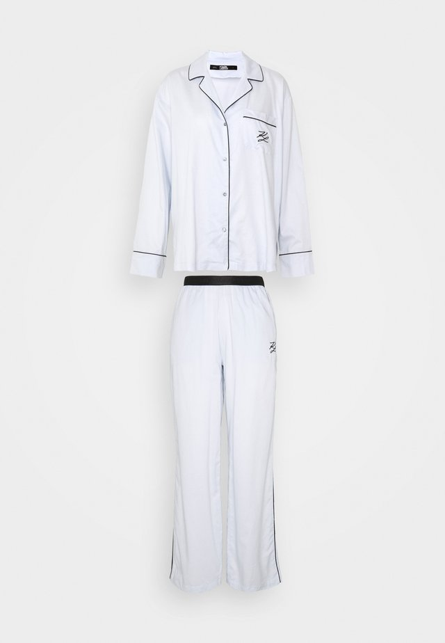 PANTS - Pyjama - light blue
