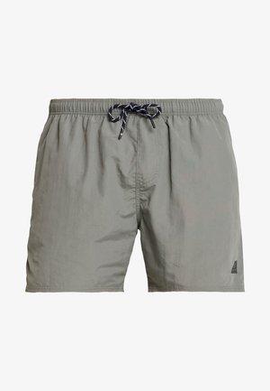 HESTER MENS SHORTS - Swimming shorts - greyish green