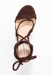 Even&Odd - Sandali - brown - 3