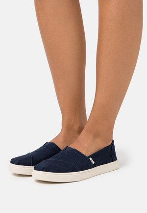 ALPARGATA - Scarpe senza lacci - navy