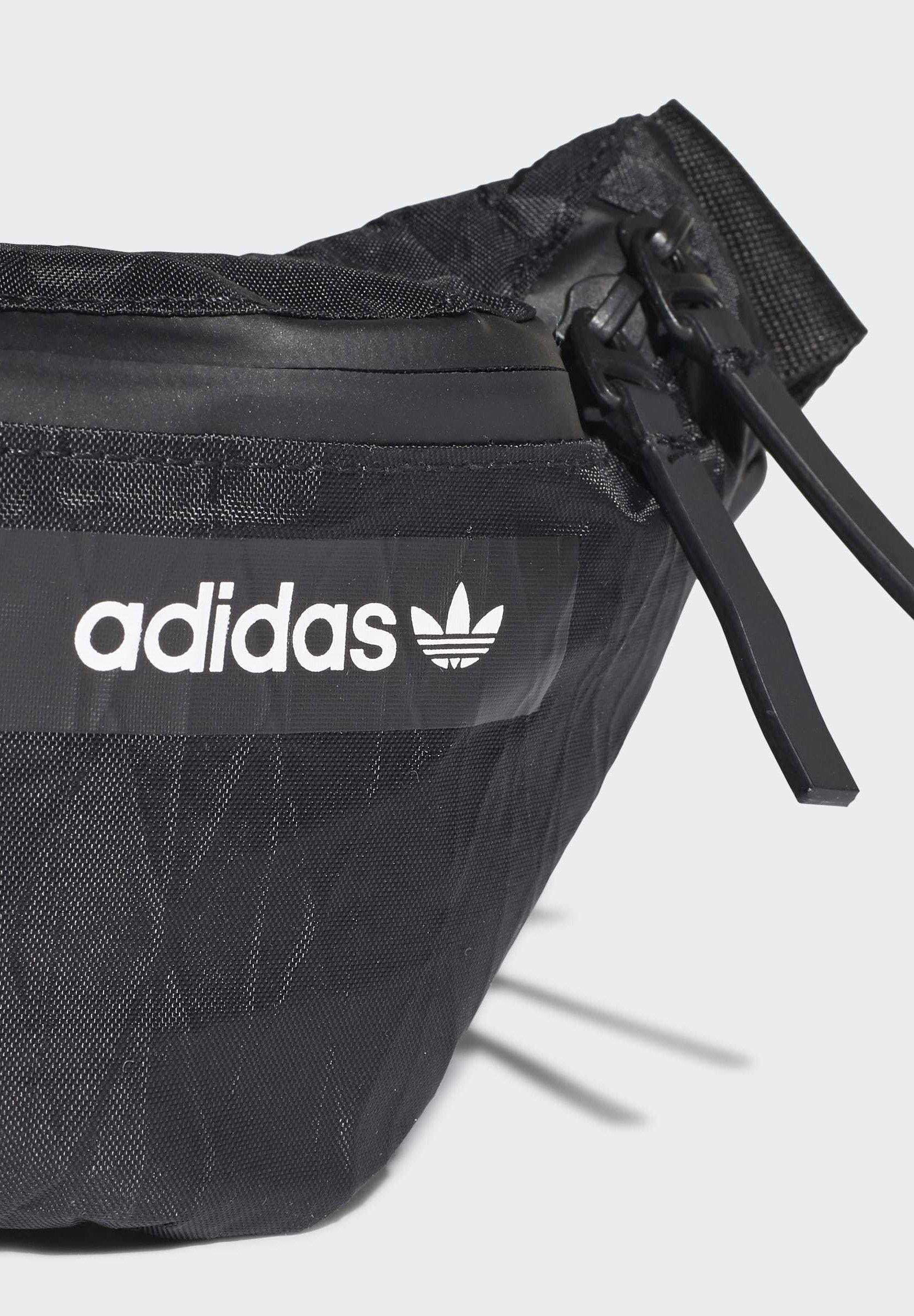 adidas Originals FUTURE - Rumpetaske - black/svart A6nzoYKT5xbiXLW
