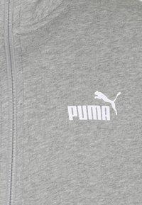 Puma - CLEAN SUIT  - Tuta - medium gray heather - 6