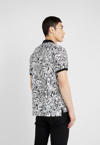 Just Cavalli - Polo shirt - black/white - 2