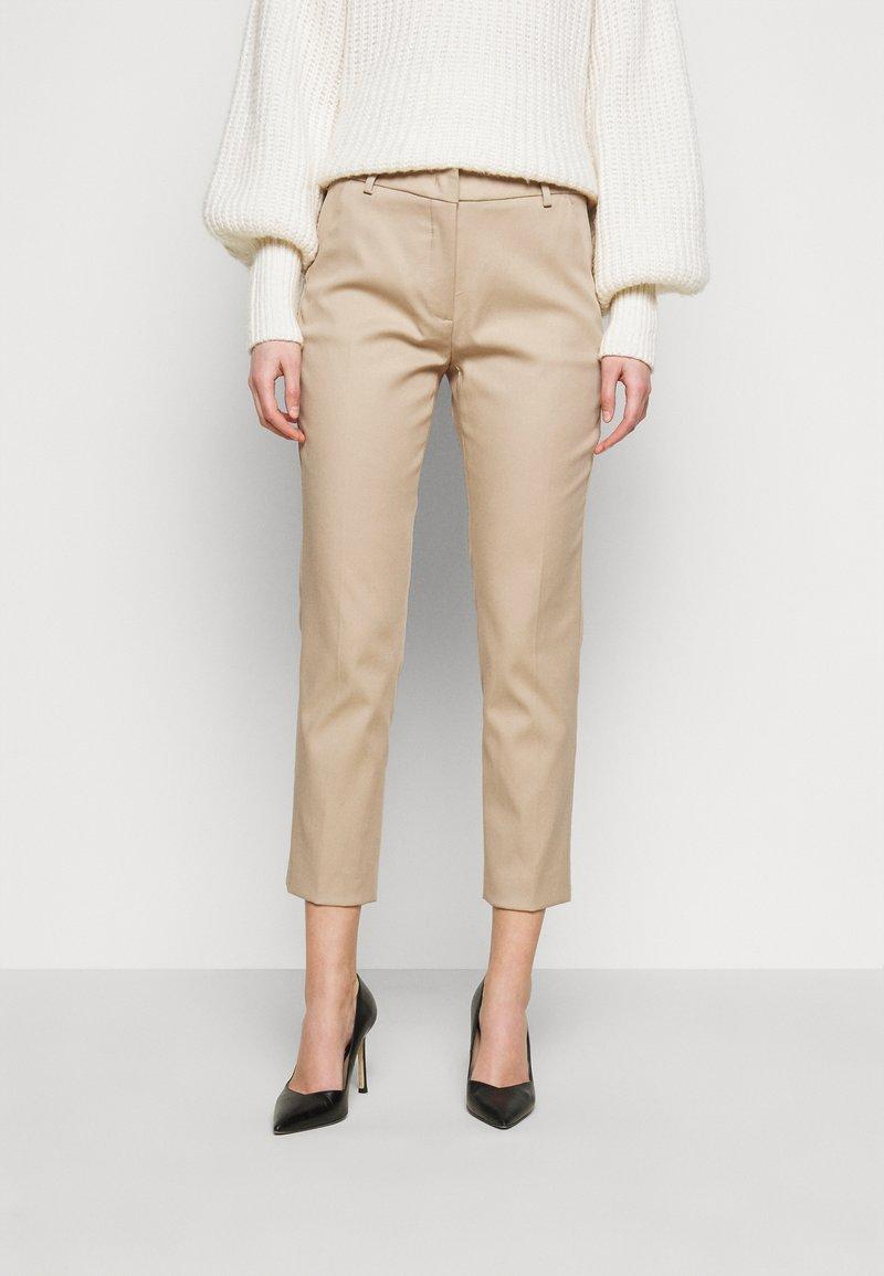 WEEKEND MaxMara - VITE - Trousers - kamel
