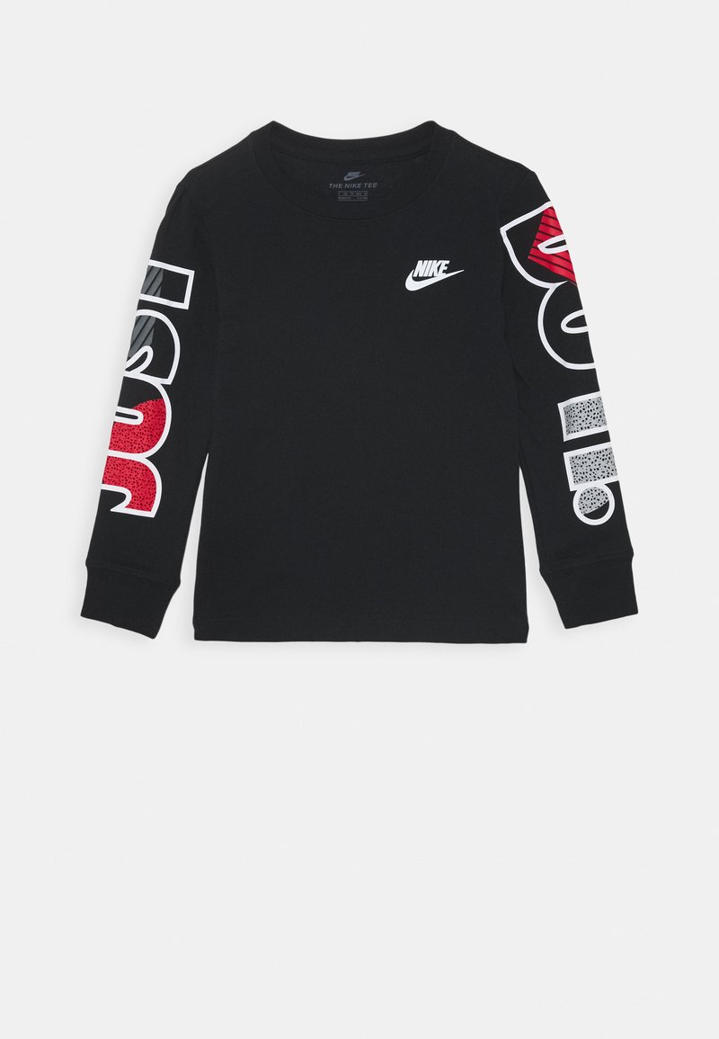 Nike Sportswear - JDI 90'S TEE - Long sleeved top - black